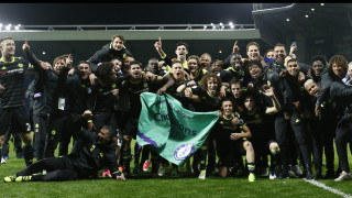 Premier League: Νίκη επί της Γουέστ Μπρομ και πρωτάθλημα η Τσέλσι (vid)