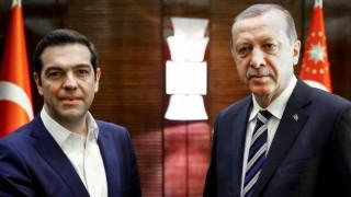 Συνάντηση Τσίπρα - Ερντογάν: Πλήρη υλοποίηση της συνθήκης της Λωζάνης επιθυμεί η Άγκυρα