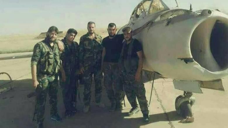 Χαλέπι: Ο συριακός στρατός κατέλαβε αεροπορική βάση από τον ISIS (pics)