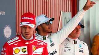 F1: Επέστρεψε στην pole position ο Λιούις Χάμιλτον στην Βαρκελώνη (vid)