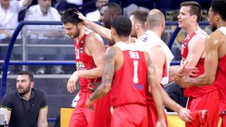 Α1 μπάσκετ: Νίκη του Ολυμπιακού επί του Άρη με το μυαλό στο Final 4
