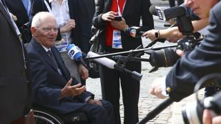 Αισιόδοξος ο Βόλφγκανγκ Σόιμπλε για την επίτευξη συμφωνίας