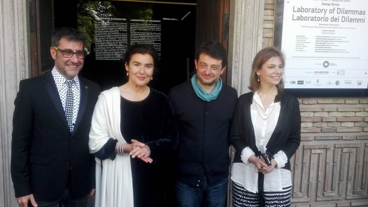 Mπιενάλε Βενετίας: Εντυπωσιακή η ελληνική παρουσία στη La Biennale