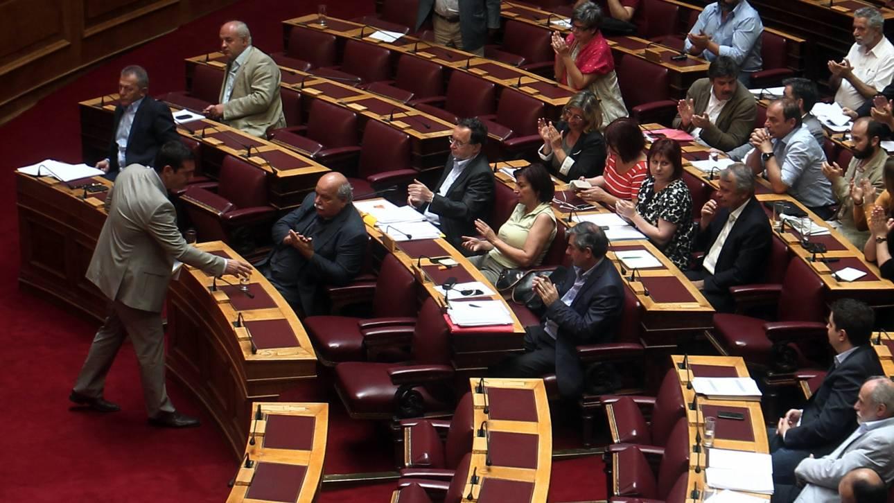 Νέα μέτρα 5 δισ. ευρώ κατατέθηκαν στη Βουλή με το πολυνομοσχέδιο