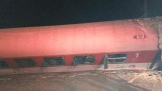 Εκτροχιασμός τρένου: Αυτόπτης μάρτυρας περιγράφει τη στιγμή του δυστυχήματος