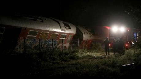 Εικόνες σοκ από το σημείο του δυστυχήματος