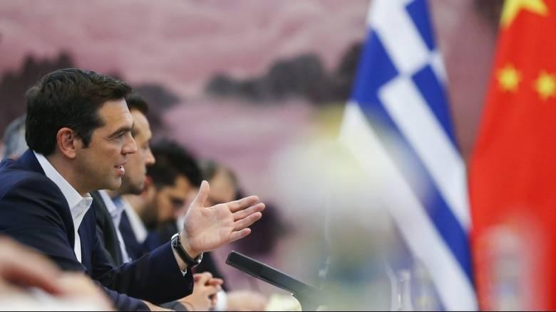 Τσίπρας από Πεκίνο: Μετά από χρόνια κρίσης, η Ελλάδα επιστρέφει στην ανάπτυξη