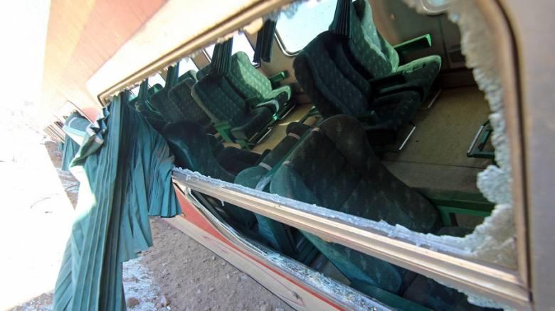 Τα πρώτα λεπτά μετά τον εκτροχιασμό, όπως τα έζησε ένας εκ των επιβατών της αμαξοστοιχίας (aud)