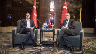 Χαμόγελα στην κυβέρνηση από τη συνάντηση Τσίπρα - Ερντογάν
