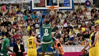 Α1 μπάσκετ: Νίκη της ΑΕΚ και ισοφάριση της σειράς με τον Παναθηναϊκό Superfoods