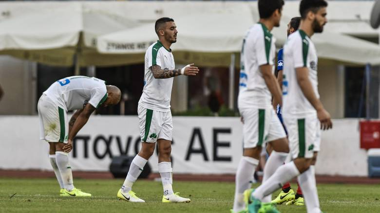 Super League: Έχασε βαθμούς και παίκτες στη Ν. Σμύρνη ο Παναθηναϊκός