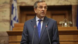 Α.Σαμαράς: Η χώρα χάνει 29 δισεκ. ευρώ εισοδήματος από το 4ο μνημόνιο