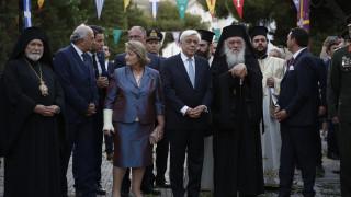 Παυλόπουλος: Υπεράσπιση των αρχών της Χριστιανοσύνης και του Πολιτισμού