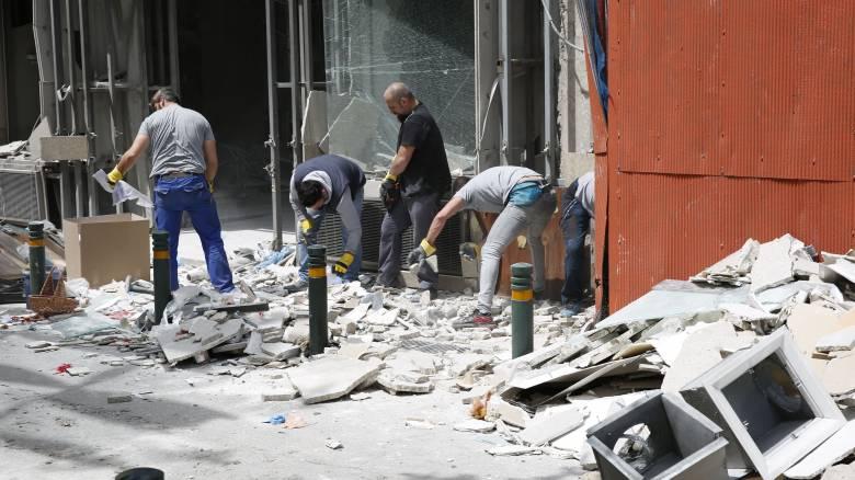 Πώς έδρασαν οι δράστες που τοποθέτησαν την βόμβα στα γραφεία της Eurobank