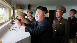 Β.Κορέα: Πανηγυρισμοί για την «επιτυχή» πυραυλική δοκιμή εν μέσω διεθνούς ανησυχίας