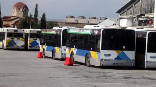 Προβλήματα στις μετακινήσεις λόγω των στάσεων εργασίας λεωφορείων