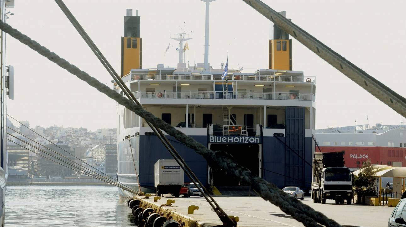 Η ΠΝΟ «δένει» τα πλοία στα λιμάνια την Τρίτη και Τετάρτη
