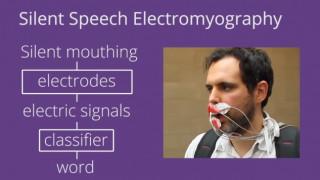 Φορητή συσκευή επιτρέπει στον πομπό να ψιθυρίζει και να ακούγεται μόνο από το δέκτη