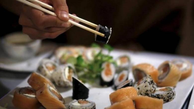 Είναι υγιεινό το σούσι;