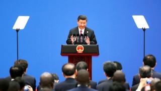 Κίνα: Οι παγκόσμιοι ηγέτες συμφώνησαν στην ανάπτυξη της πρωτοβουλίας «Belt and Road»