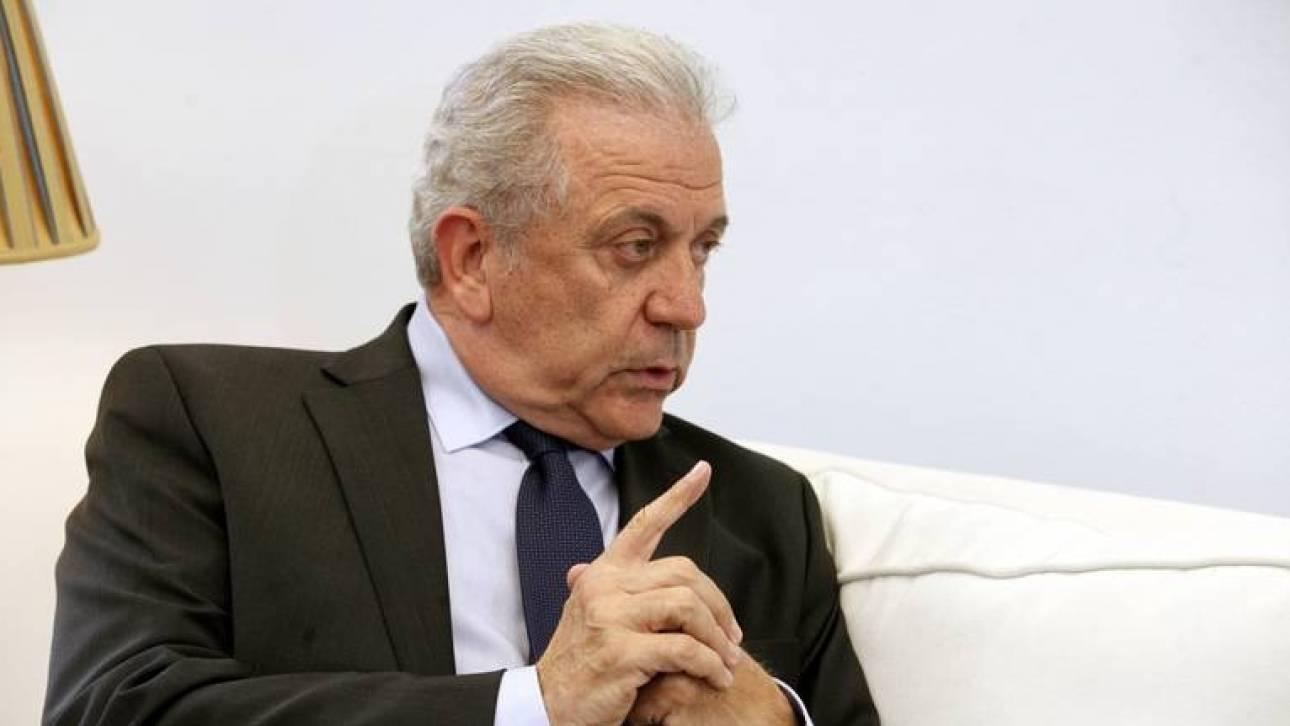 Αβραμόπουλος: Χρειαζόμαστε αναθεώρηση του συστήματος ασύλου και νέο «Δουβλίνο»
