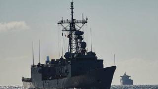 Παραβίαση ελληνικών χωρικών υδάτων από τουρκικά σκάφη στο Αγαθονήσι