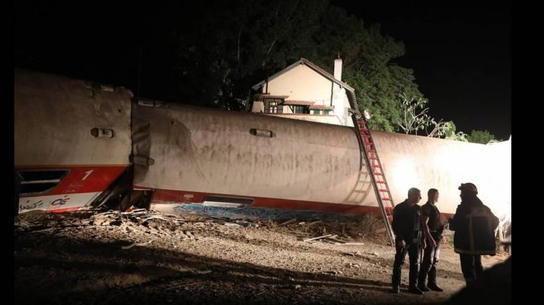 Στάση εργασίας στα τρένα την Τετάρτη, σε ένδειξη πένθους για το δυστύχημα στο Άδενδρο