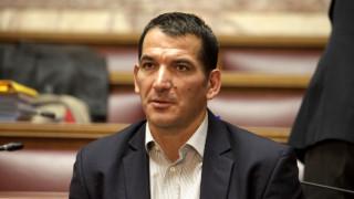 Ο Πύρρος Δήμας για την ΧΑ: Οι εγκληματίες ανήκουν στη φυλακή και όχι στα έδρανα της Βουλής