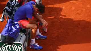 Τέννις: Ο Ρότζερ Φέντερερ δεν θα αγωνιστεί στο Roland Garros