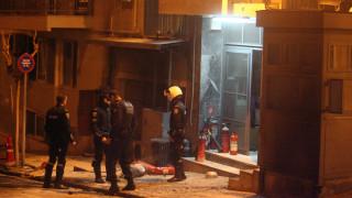 Καταδρομική επίθεση στο Αστυνομικό Τμήμα Ομονοίας