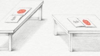 Οπτική ψευδαίσθηση: Ποιο τραπέζι είναι μεγαλύτερο;