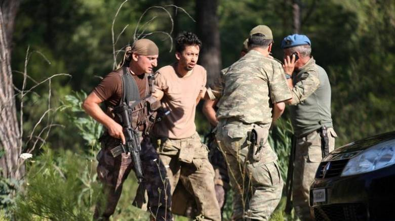 Τούρκοι κομάντος επιχείρησαν να περάσουν στην Ελλάδα