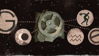 Η Google τιμά με doodle τον μηχανισμό των Αντικυθήρων (pic&vids)
