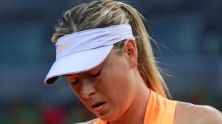 Τέννις: Εκτός Roland Garros και η Μαρία Σαράποβα!