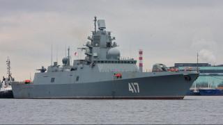 Το πολεμικό ναυτικό της Ρωσίας θα αποκτήσει τη «Lamborghini» των φρεγατών (vid)