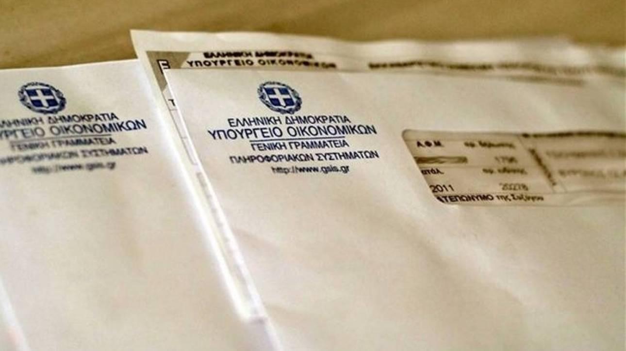Στα 728 ευρώ ο μέσος φόρος των χρεωστικών εκκαθαριστικών