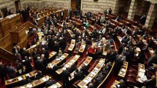 Στην Ολομέλεια της Βουλής το πολυνομοσχέδιο με τα νέα μέτρα (liveblog)