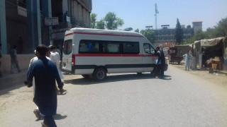 Αφγανιστάν: Ένοπλοι εισέβαλαν στο κτίριο της κρατικής τηλεόρασης (pics)