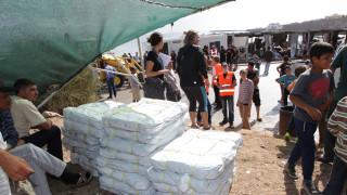 Χίος: Με συμπτώματα τροφικής δηλητηρίασης στο νοσοκομείο 40 πρόσφυγες και μετανάστες