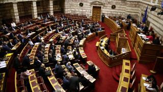 Η ΝΔ κατέθεσε στην Βουλή τα δικά της αντίμετρα