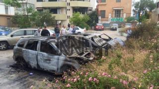 Αντιεξουσιαστές έβαλαν φωτιά σε αυτοκίνητα στο Λόφο του Στρέφη