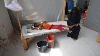«Θερίζει» η χολέρα στην Υεμένη: 209 νεκροί, πάνω από 17.000 ύποπτα κρούσματα (pics)