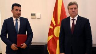 Ανακούφιση στη διεθνή κοινότητα προκάλεσε η εντολή σχηματισμού κυβέρνησης στα Σκόπια
