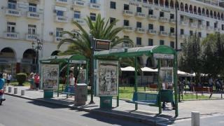 Θεσσαλονίκη: Χωρίς αστικές συγκοινωνίες για τέταρτη συνεχόμενη ημέρα