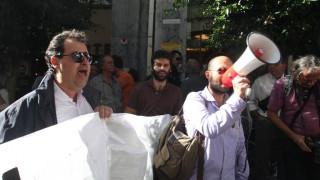 Στο Σύνταγμα η μεγάλη συγκέντρωση διαμαρτυρίας κατά του πολυνομοσχεδίου
