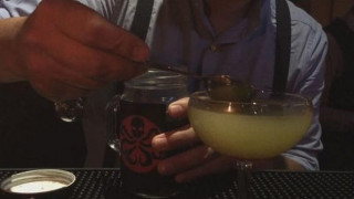 Aragog: Το μεξικάνικο κοκτέιλ με δηλητήριο ταραντούλας (Vid)