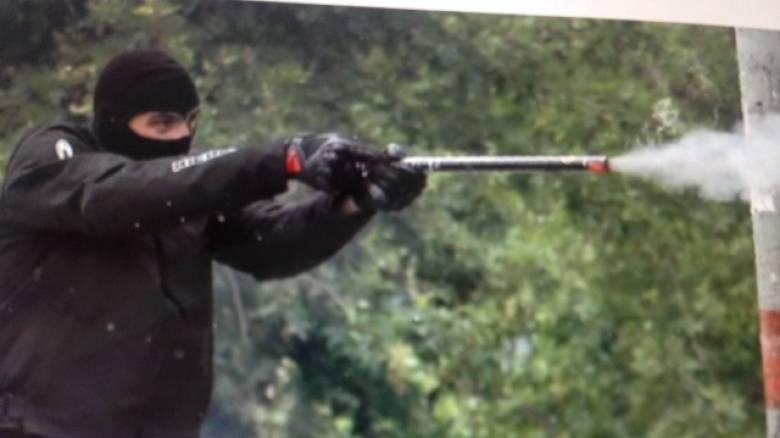 Το όπλο που χρησιμοποίησαν οι αντιεξουσιαστές στα επεισόδια στο κέντρο της Αθήνας
