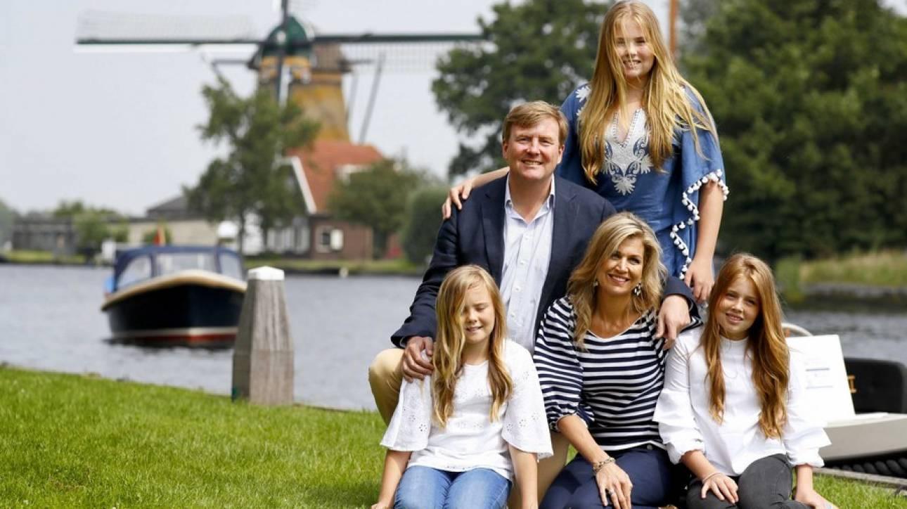 Η... διπλή ζωή του βασιλιά της Ολλανδίας