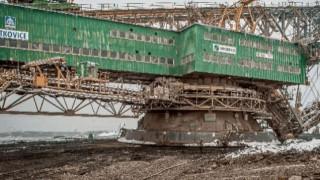 RK500: Το «τέρας» των εξορύξεων που ζυγίζει 56 τόνους (vid)