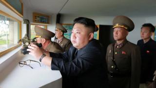 Η Βόρεια Κορέα οχυρώνεται για πιθανή πυραυλική επίθεση από τις ΗΠΑ